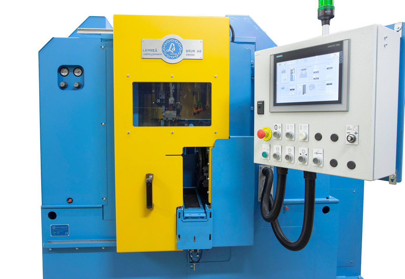Fully – Automatic Precision Layer Winder (FA–PLW)