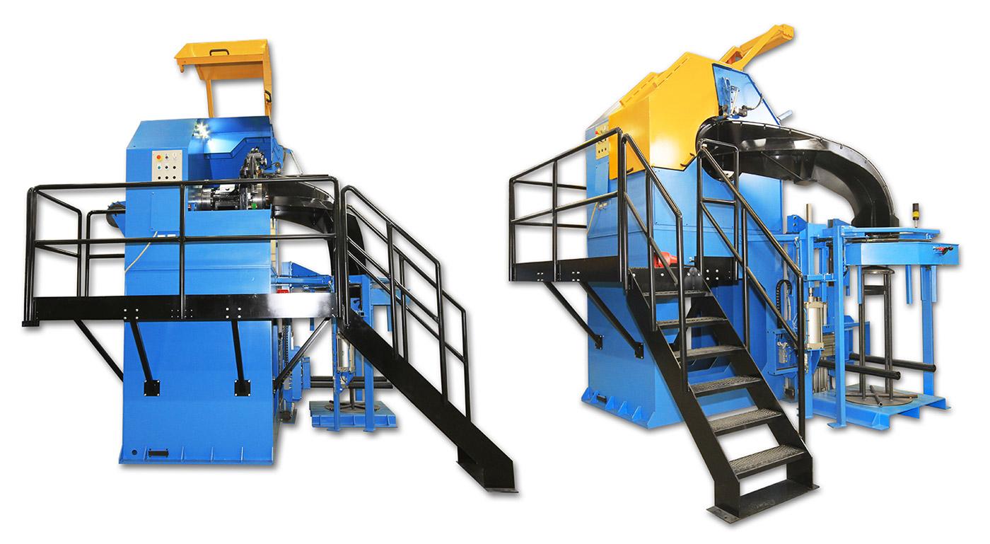 Statablock Coiler Horizontal (SBCH)