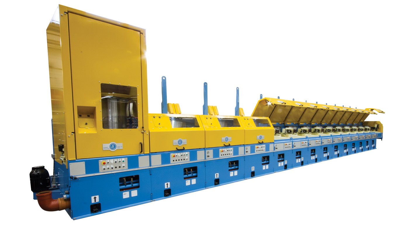 Drawing Machine Control Line (DMCL)