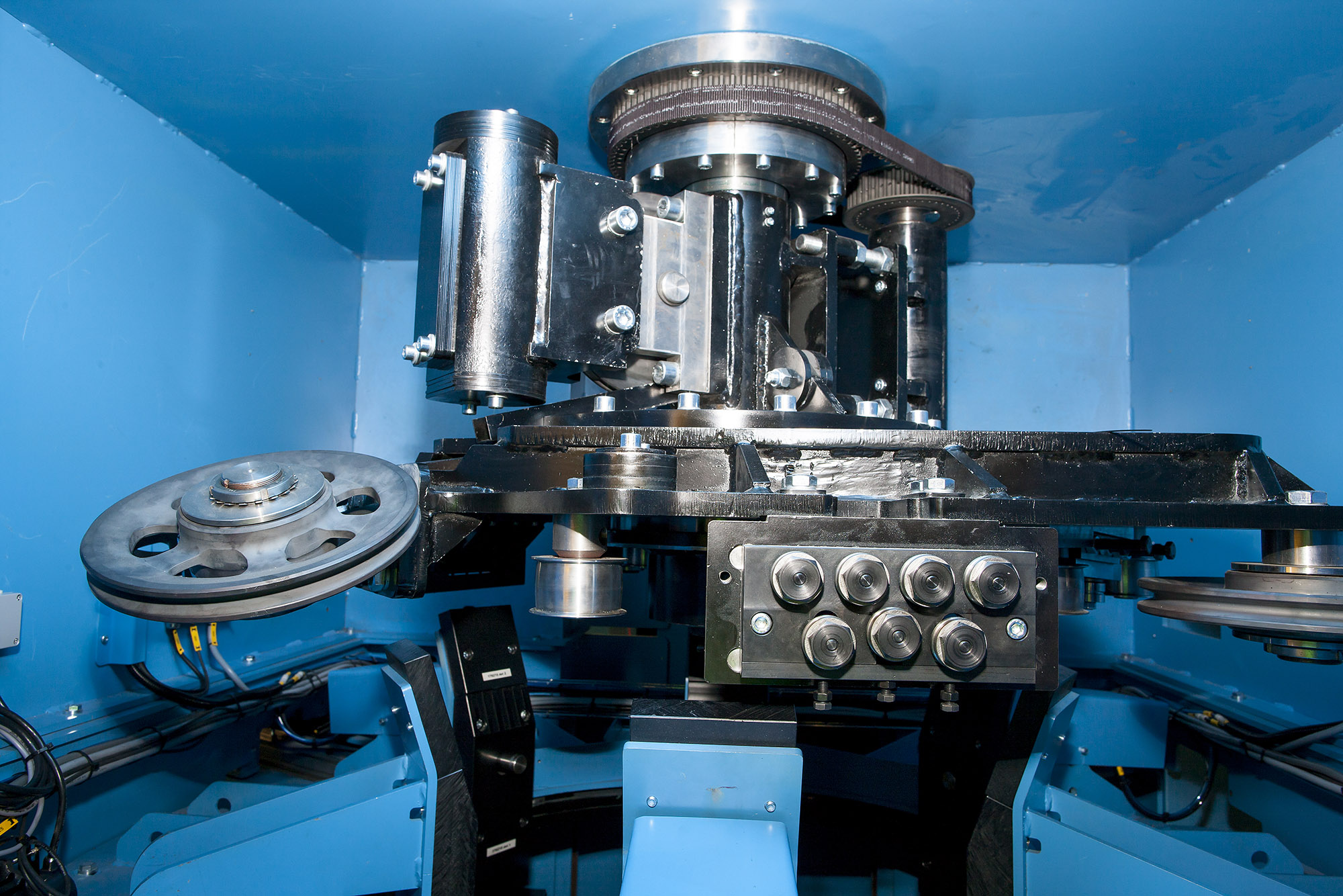 Statablock Coiler Vertical (SBCV)
